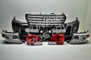 Кузовной комплект. Toyota Land Cruiser, GRJ200, J200, URJ200, URJ202, URJ202W, UZJ200, UZJ200W, VDJ200 Двигатель 12HT