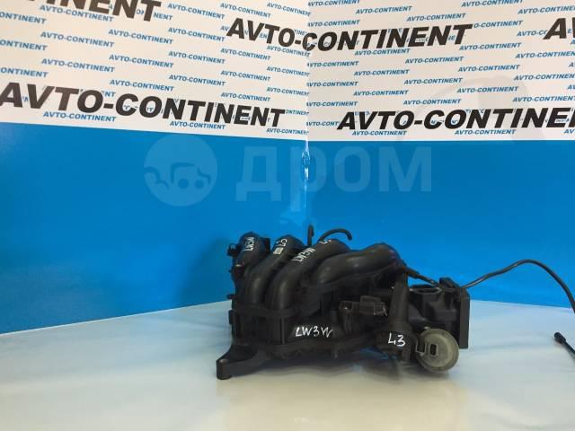 Коллектор впускной. Mazda MPV, LW3W Двигатели: L3, L3DE, L3VDT, L3VE