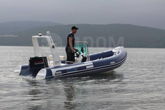 Корейские лодки RIB Mercury Stormline Для любителей активного отдыха