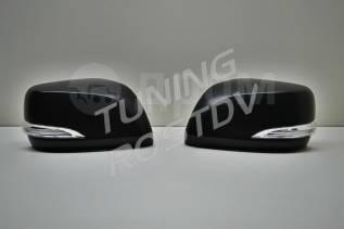 Корпус зеркала. Toyota Land Cruiser, GRJ200, J200, URJ200, URJ202, URJ202W, UZJ200, UZJ200W, VDJ200 Lexus LX570, URJ202 Двигатели: 1GRFE, 1URFE, 1VDFT...