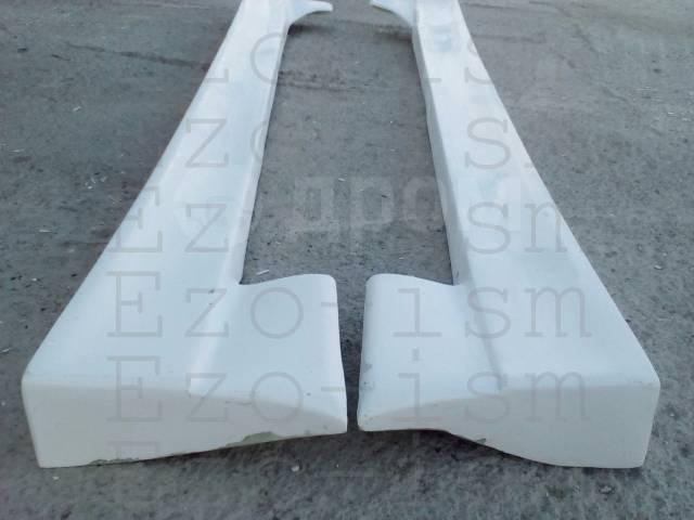 Порог пластиковый. Nissan Skyline, BCNR33, ECR33, ENR33, ER33, HR33. Под заказ