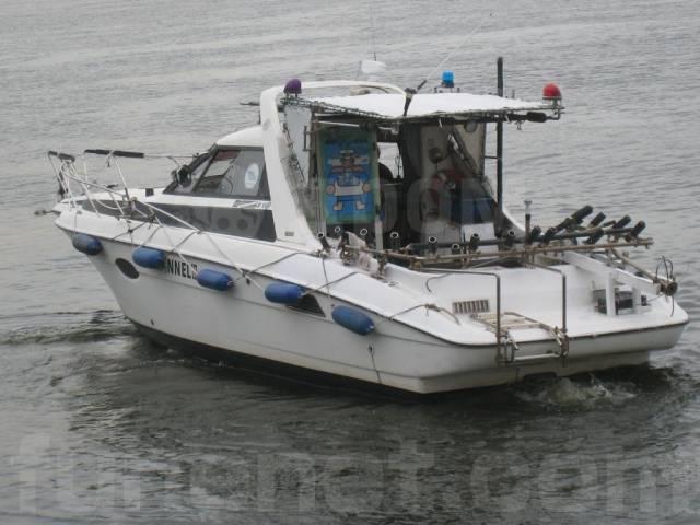 Yamaha FR-28. 1998 год год, длина 28,00м., двигатель стационарный, дизель. Под заказ