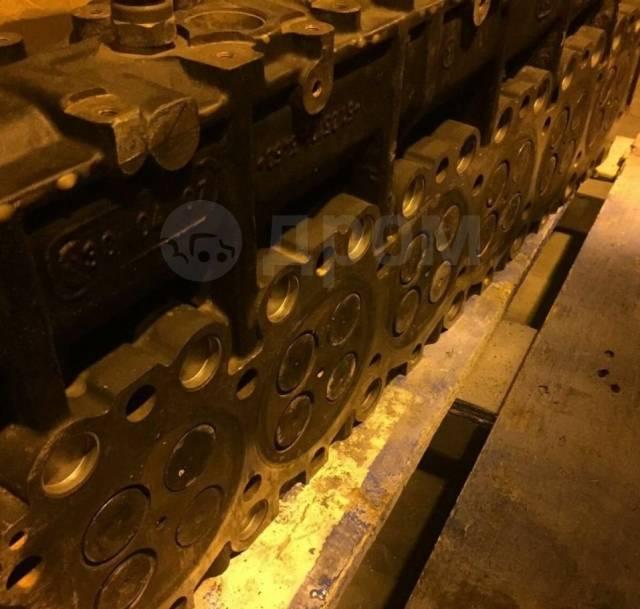 Головка блока цилиндров. MAN: TGS, TGX, TGL, TGM, TGA