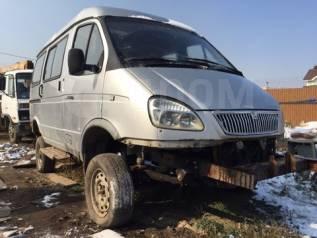 ГАЗ 22171. Продается ГАЗ Соболь, 3 000куб. см., 7 мест