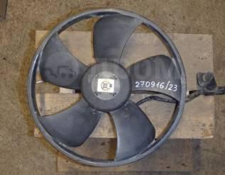 Вентилятор охлаждения радиатора. Hyundai Accent, LC, LC2 Двигатели: G4EA, G4EB, G4ECG, G4EDG, G4EK