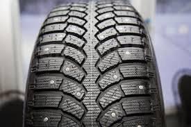 Bridgestone. Зимние, шипованные, 2015 год, без износа, 4 шт