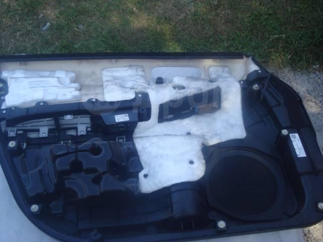 Обшивка двери. Mazda CX-7, ER, ER3P Двигатели: L3VDT, L3VE, L5VE, R2AA, DISI, MZR, MZRCD