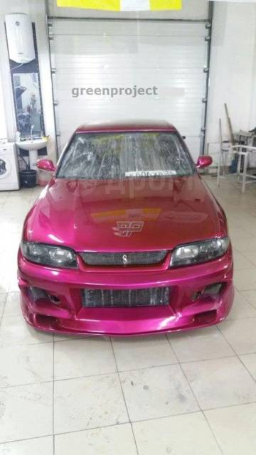 Обвес кузова аэродинамический. Nissan Skyline, BCNR33, ECR33, ENR33, ER33, HR33