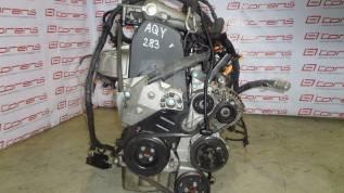 Двигатель в сборе. Volkswagen Bora Volkswagen Jetta Volkswagen Golf Volkswagen Beetle Двигатель AQY
