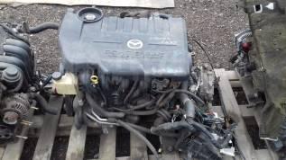 АКПП. Mazda Atenza, GG3S Двигатель L3VE