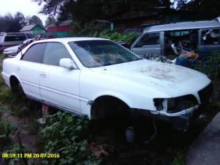 Детали кузова. Toyota Chaser