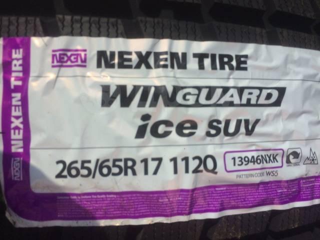 Nexen Winguard SUV. Зимние, без шипов, без износа, 4 шт