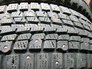Dunlop SP Winter ICE 01. Зимние, шипованные, 2012 год, 5%, 4 шт