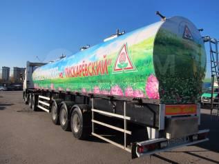 Sommer. Пищевая цистерна спиртовоз Г6-опа-SG240, 35 куб. м., 38 000кг.