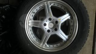 """Продам отличные колёса возможно отдельно резину или диски . 7.5x17"""" 5x114.30 ET38 ЦО 68,0мм."""