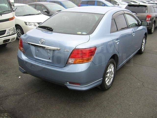 Клык бампера. Toyota Allion, NZT260