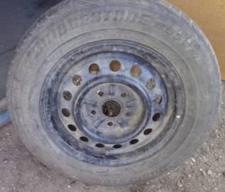 "Колесо Bridgestone 1 шт mark II chaser 205/65r15. 6.0x15"" 5x114.30 ЦО 60,0мм."