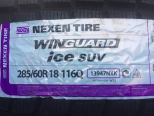 Nexen Winguard SUV. Зимние, без шипов, без износа, 4 шт