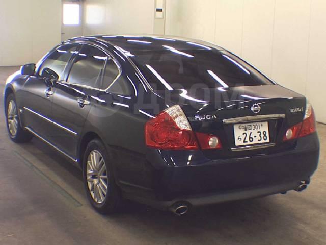 Nissan Fuga. PNY50, VQ35