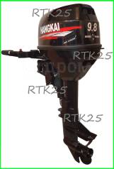 Hangkai. 9,80л.с., 2-тактный, бензиновый, нога S (381 мм), 2016 год год