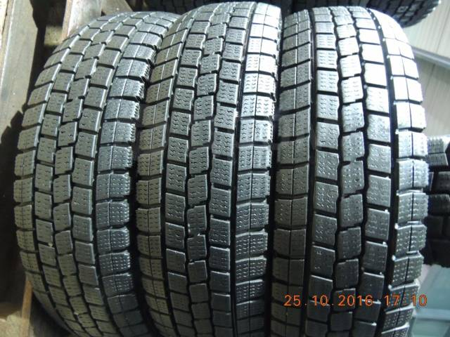 Dunlop DSV-01. Зимние, без шипов, 2011 год, 5%, 4 шт