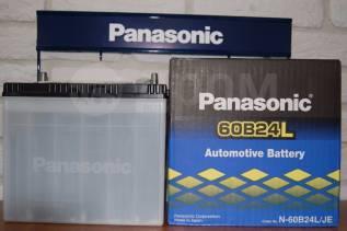 Panasonic. 50А.ч., Обратная (левое), производство Япония. Под заказ