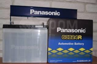 Panasonic. 50А.ч., Прямая (правое), производство Япония. Под заказ