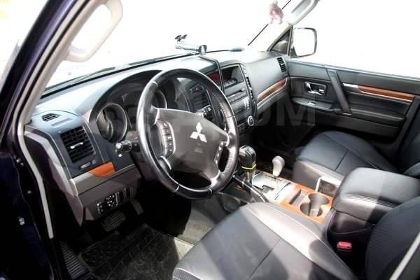 Рейлинг. Mitsubishi Pajero, V97W Двигатель 6G75