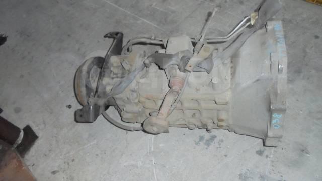 МКПП Mazda TITAN