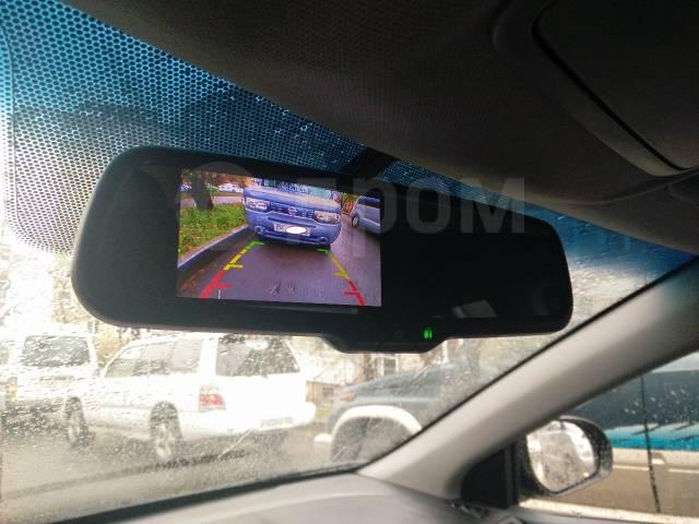 зеркало с монитором киа рио штатное крепление