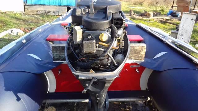 Forward. 2015 год год, длина 4,00м., двигатель подвесной, 25,00л.с., бензин