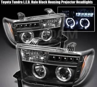 Фара. Toyota Tundra, GSK51, UPK50, UPK51, UPK56, USK52, USK57 Двигатели: 1GRFE, 1URFE, 3URFE. Под заказ