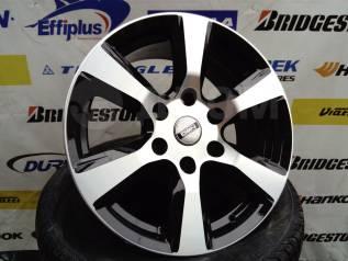 """Sakura Wheels. 7.5x17"""", 6x139.70, ET25, ЦО 106,2мм."""