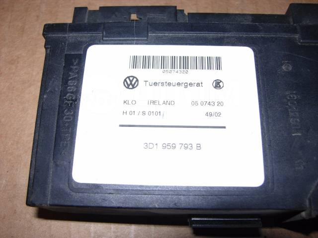 Моторчик стеклоподъемника. Volkswagen Touareg Volkswagen Phaeton Porsche Cayenne
