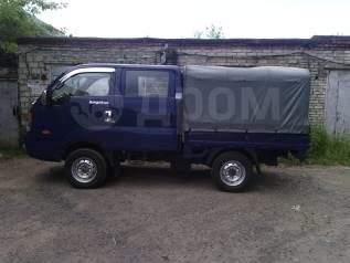 Kia Bongo III. Продается грузовик КИА Бонго-3, 2 900куб. см., 900кг., 4x4