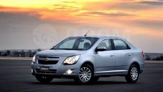 Рамка радиатора. Chevrolet Cobalt, T250