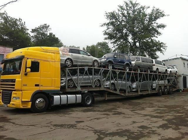 Перевозка спецтехники, катеров, автомобилей. Автовозы во все регионы