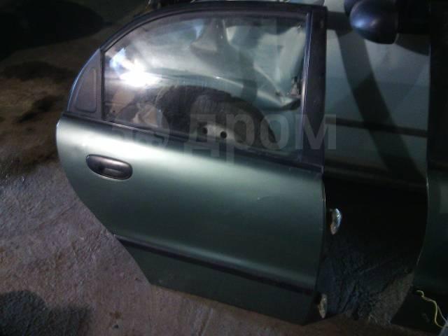 Дверь. ЗАЗ Ланос ЗАЗ Сенс ЗАЗ Шанс Chevrolet Lanos