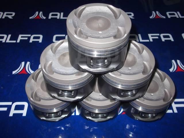 Поршень. Toyota Aristo, JZS147, JZS147E, JZS161 Toyota Supra, JZA80 Двигатель 2JZGTE