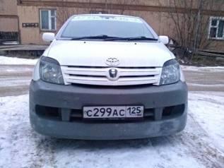 Обвес кузова аэродинамический. Toyota ist, NCP60, NCP61