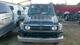 Toyota Land Cruiser. HZJ77, 1HZ