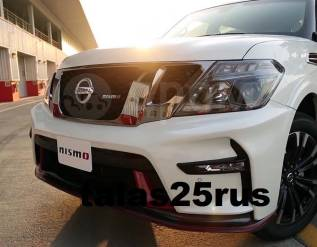 Фара. Nissan Patrol, Y62