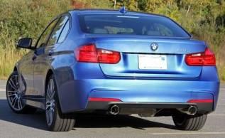 Выхлопная система. BMW 3-Series, F30 BMW 3-Series Gran Turismo, F34
