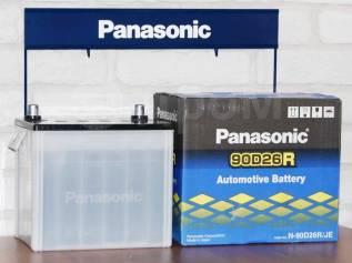 Panasonic. 70А.ч., Прямая (правое), производство Япония. Под заказ