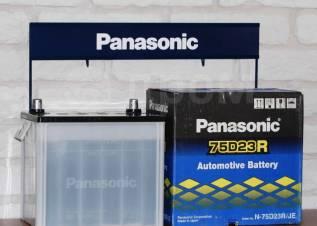 Panasonic. 60А.ч., Прямая (правое), производство Япония. Под заказ