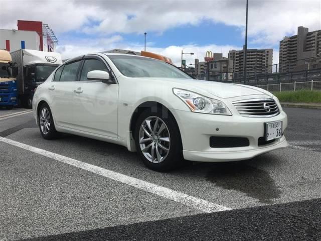 Губа. Nissan Skyline, V36. Под заказ