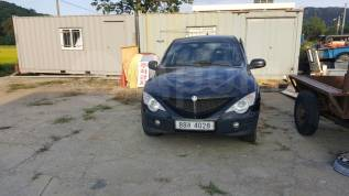 SsangYong Actyon Sports. KPACA4AB19P061718, D20DT