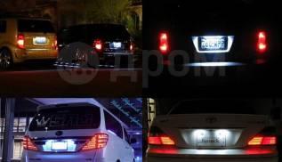 Подсветка. Toyota: ist, Mark X Zio, Sienna, Mark X, Corolla Axio, Scion, Corolla, Wish, Auris, Urban Cruiser, Corolla Fielder, Vellfire, Corolla Rumio...