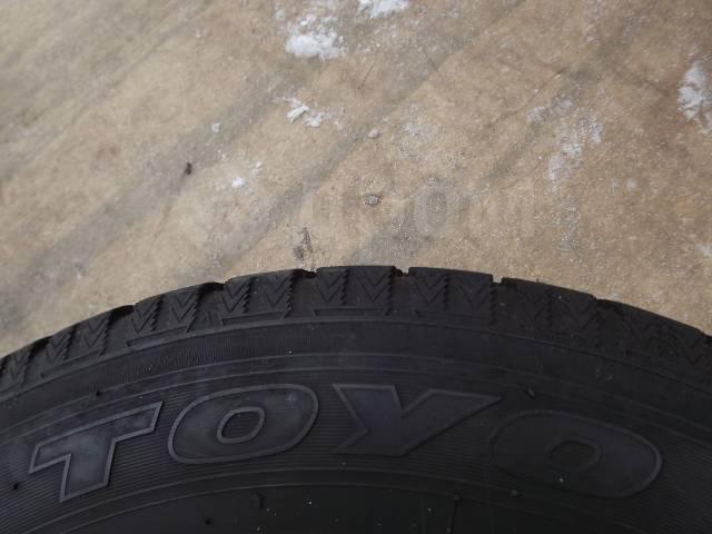 Toyo Garit G4. Зимние, без шипов, 2012 год, 20%, 4 шт