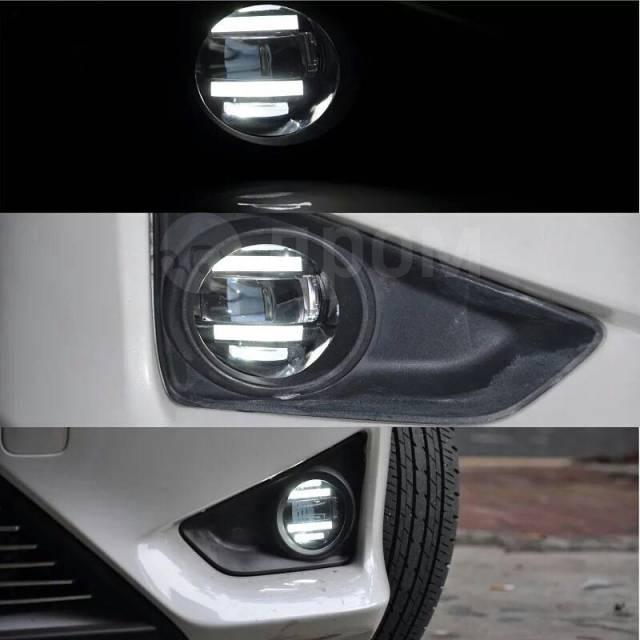 Фара противотуманная. Lexus: HS250h, GS350, LX460, LX450d, RX450h, RX350, RX270, GS250, IS F, GS450h, LX570 Toyota: Aurion, iQ, Avensis, Corolla, Inno...
